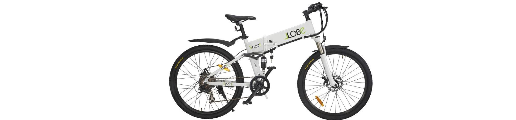 LLOBE Bike - Transvendo